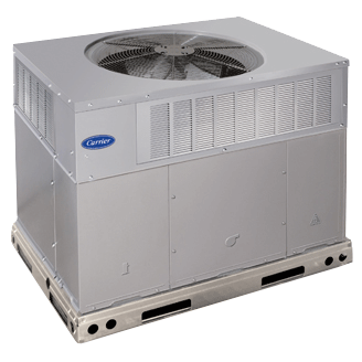 Performance™ 15 Packaged Heat Pump System Model: 50VR