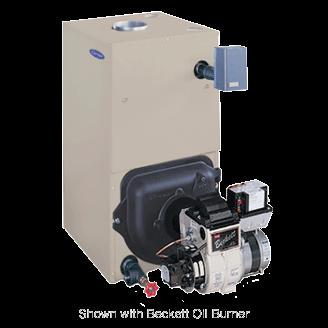 Performance™ 86 Oil-Fired Boiler Model: BW5