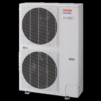 Toshiba Carrier Lt. Commercial Heat Pump Model: RAVAT