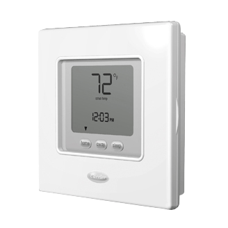 Comfort™Programmable Touch-N-Go®Thermostat Model: TC-PAC01-A