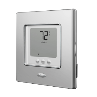 Performance™ Edge®Touch-N-Go® Relative Humidity Thermostat Model: TP-NRH01-B