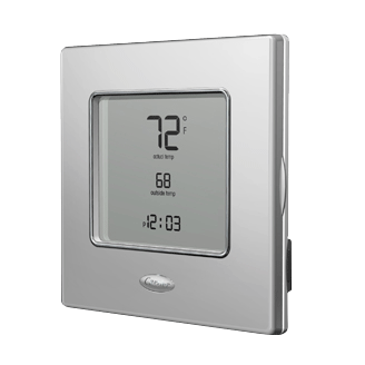Performance™ Edge®Relative Humidity Programmable Thermostat Model: TP-PRH01-B